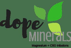 Dope Minerals Logo