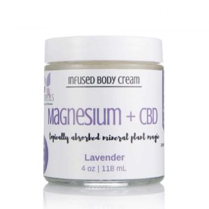 Magnesium + Full Spectrum Hemp Cream