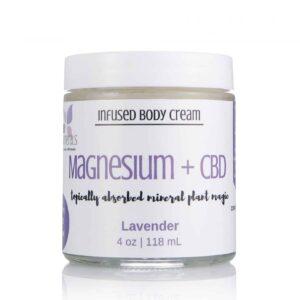 Magnesium + Full Spectrum Hemp Cream