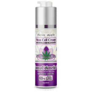 Anti-Aging CBD Cream w/ Apple Stem Cells | RxCannaCare