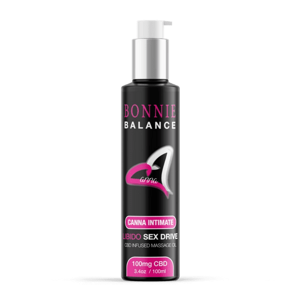 Canna Intimates Bonnie Balance 100mg-100ml | RxCannaCare