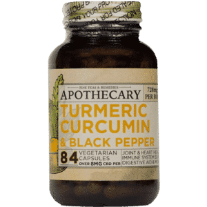 Immunity Support CBD Capsules | The Brothers Apothecary