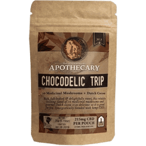 Chocodelic Trip CBD Hot Cocoa 215mg | The Brothers Apothecary