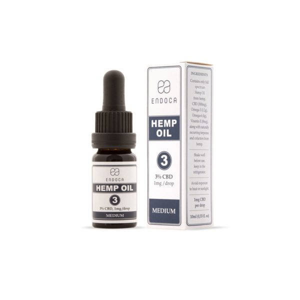 Endoca CBD Oil Tincture 300mg