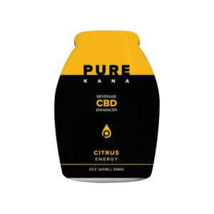 CBD Beverage Enhancer Citrus - Energy | PureKana CBD