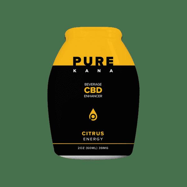 CBD Beverage Enhancer Citrus - Energy | PureKana CBD
