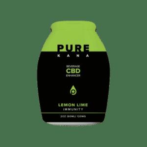 CBD Beverage Enhancer Lemon Lime - Immunity | PureKana CBD