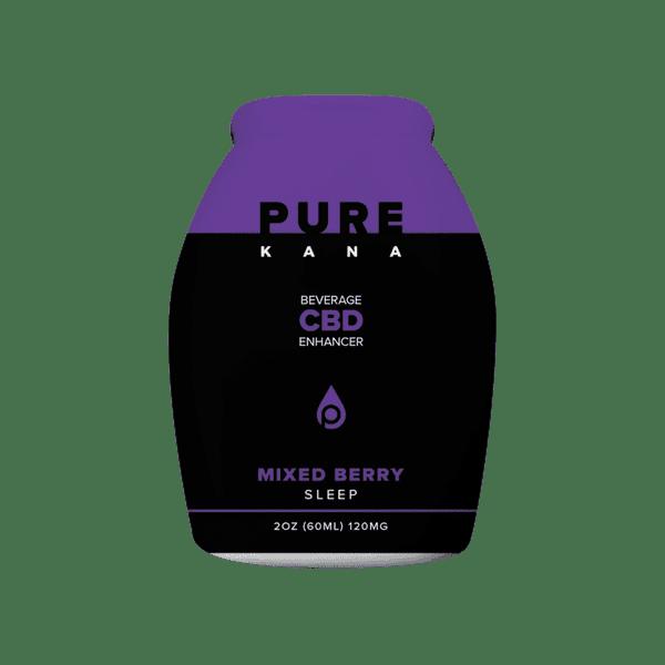 CBD Beverage Enhancer Mixed Berry - Sleep | PureKana CBD