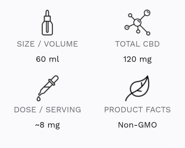 Image of CBD Beverage Enhancer Mixed Berry - Sleep | PureKana CBD | The Mass Apothecary