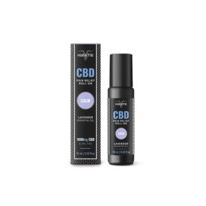 Calm Lavender CBD Roll On Oil 1000mg | Ignite CBD
