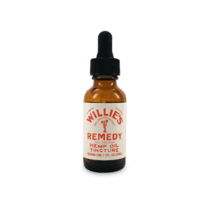 Willie's Remedy CBD Oil Tincture 1500mg