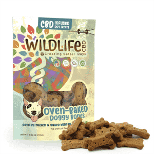 Nano-CBD Large Dog Bone Treats
