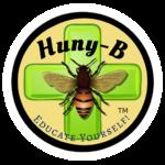 Huny-B CBD Logo