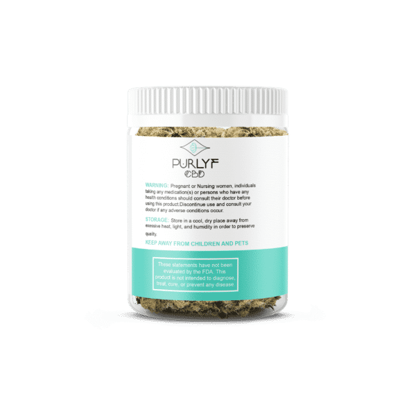 Special Sauce CBD Flower 4 Grams | Purlyf CBD 3