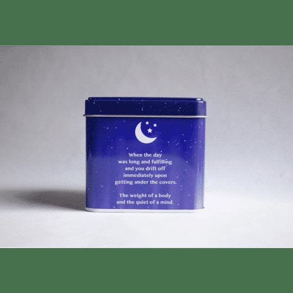 Bedtime Lavender Chamomile CBD Tea | Lagom Teas