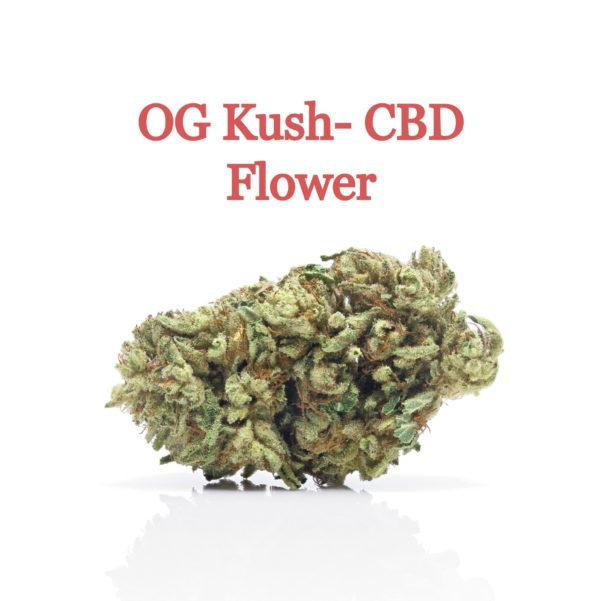 OG Kush CBD Hemp Flower