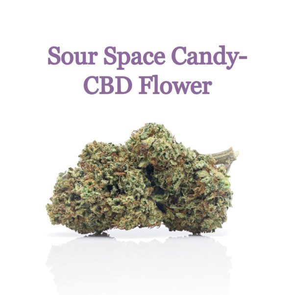 Sour Space Candy CBD Hemp Flower