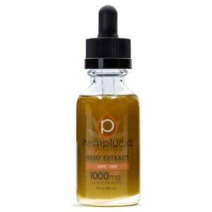 Hemplucid Full Spectrum CBD Vape Oil Tincture 1000mg