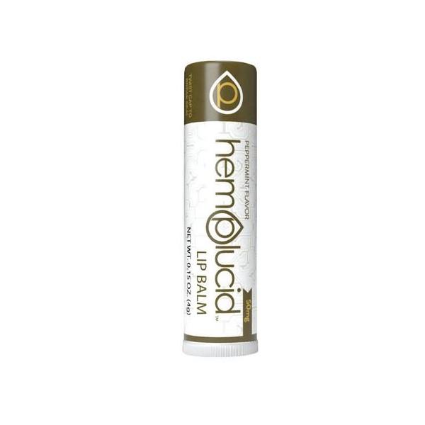 Hemplucid Vegan Full Spectrum CBD Lip Balm