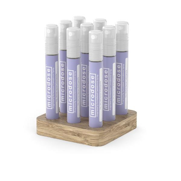4:1:1 Microdose CBD Spray CBD THC CBG