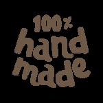 100% Handmade Icon