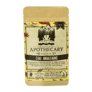 Chai Awakening CBD Tea - Organic Hemp Tea