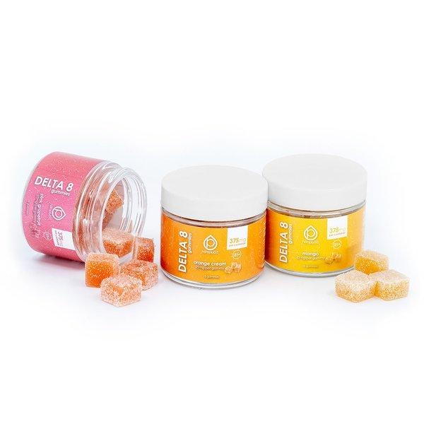 Hemplucid Vegan Delta 8 Gummies - 25mg