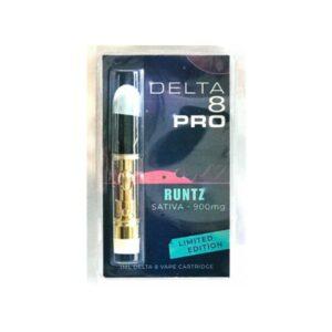 Runtz Delta 8 Vape Cartridge - Limited Edition
