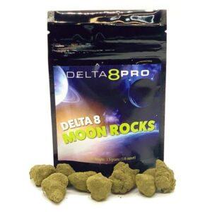 Delta 8 Moon Rocks - 4 Gram Bag