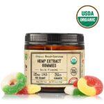 25mg Vegan CBD Gummies - Broad Spectrum _ R + R Meds